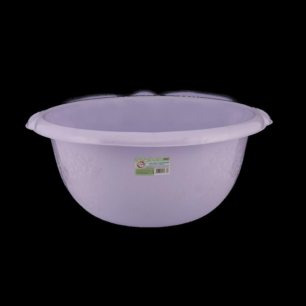 Lighean rotund, plastic, violet, 16l