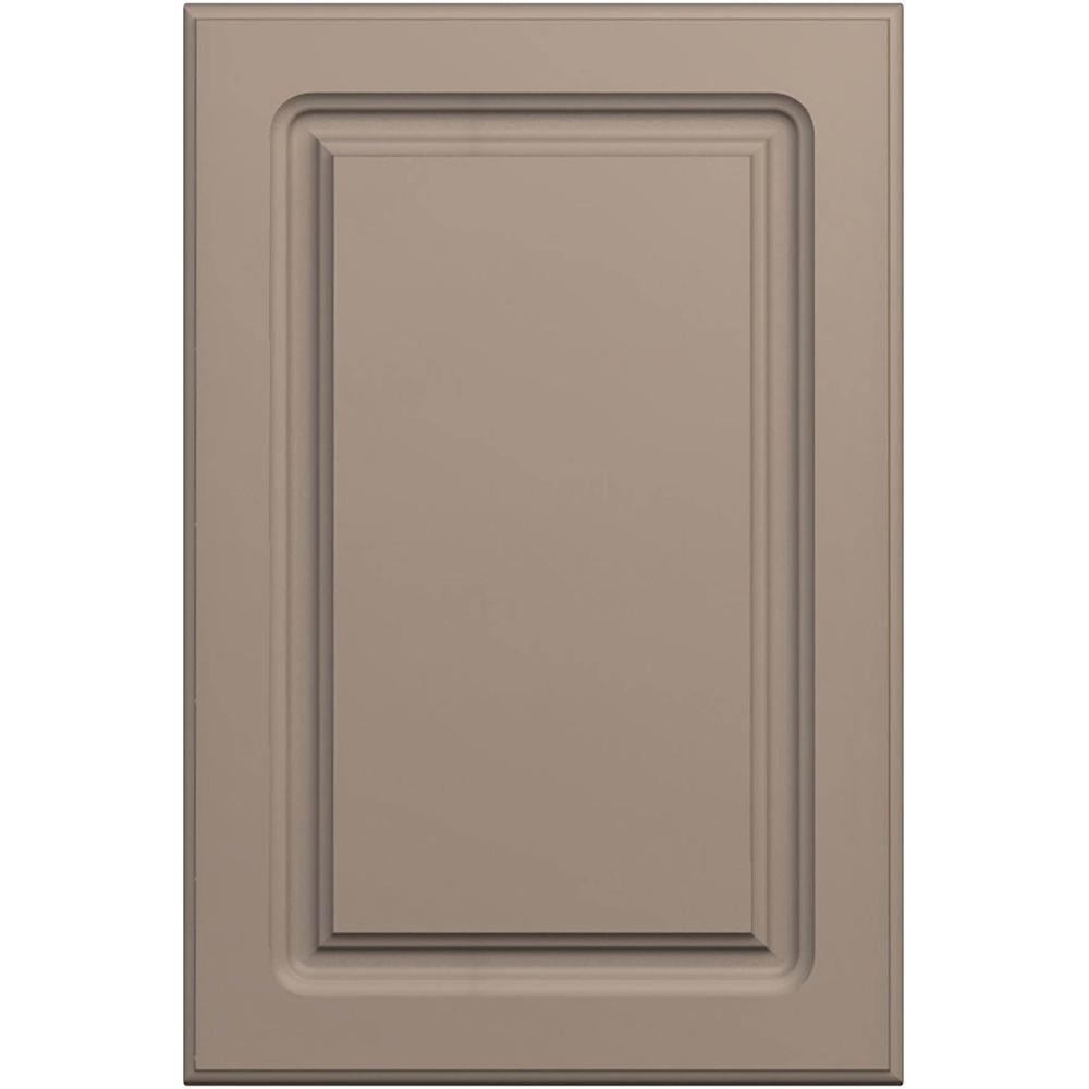 Front MDF infoliat, Kashmir mat, Nett Front P1, 387 x 597 x 18 mm