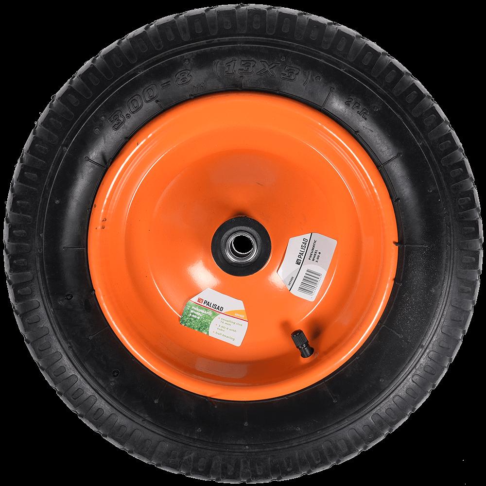Roata pneumatica, axa L:92 mm, D: 360 mm, int D: 16 mm mathaus 2021