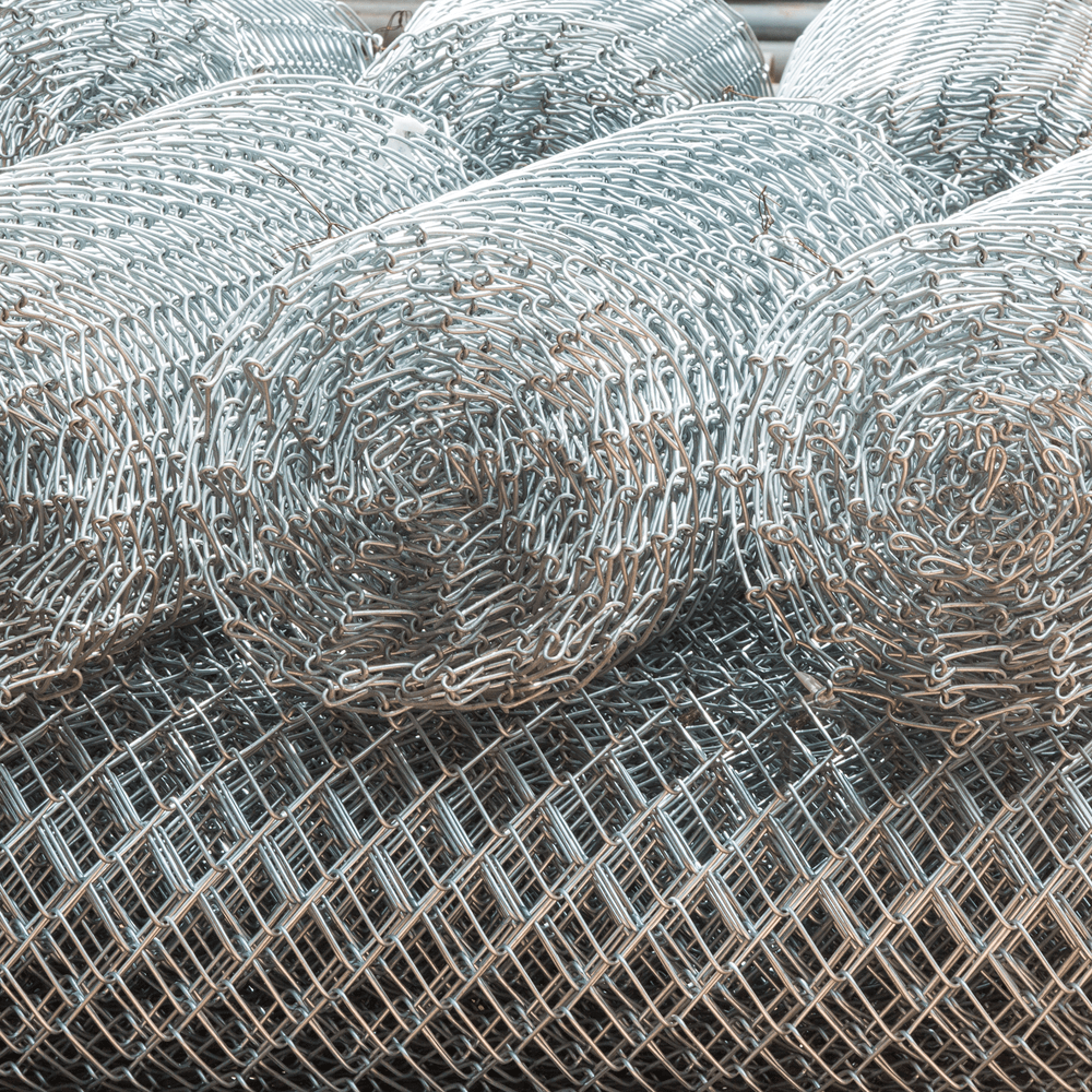 Plasa gard 2 mm x (H)2 m x (L)10 m, rola