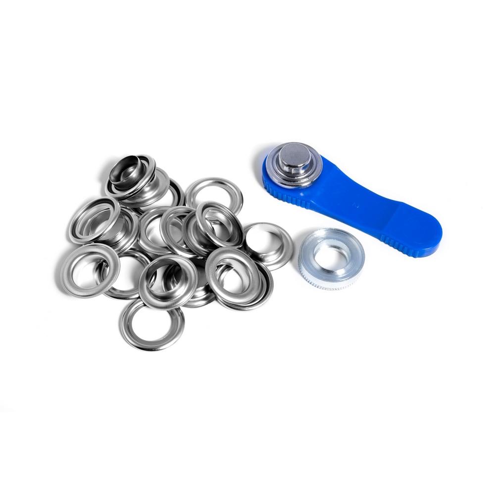 Ocheti cu saiba pentru confectii, metal, 14 mm imagine 2021 mathaus