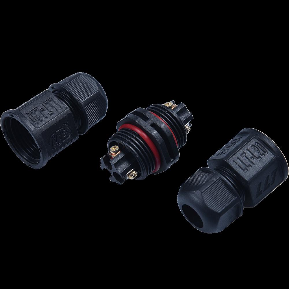 Conector de putere, submersibil, 3 fire, 16A, IP68 imagine MatHaus