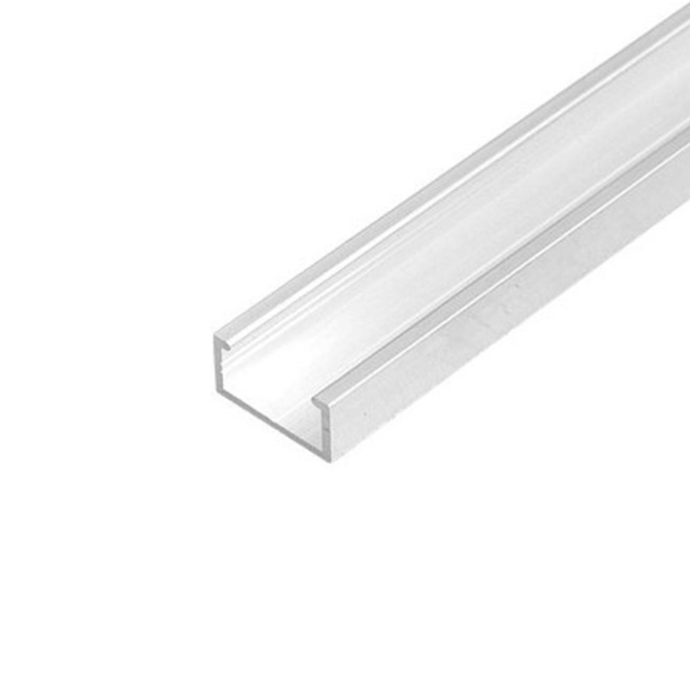 Profil de ghidare intermediar Sloping, material aluminiu, lungime 3 m imagine 2021 mathaus