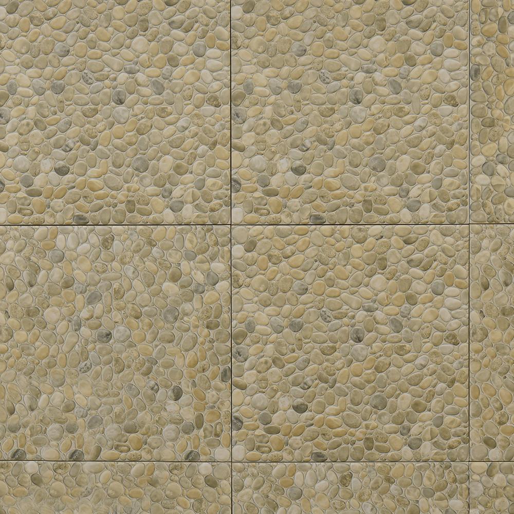 Gresie interior/ exterior, portelanata, bej, Mirada 2, 40 x 40 cm imagine 2021 mathaus
