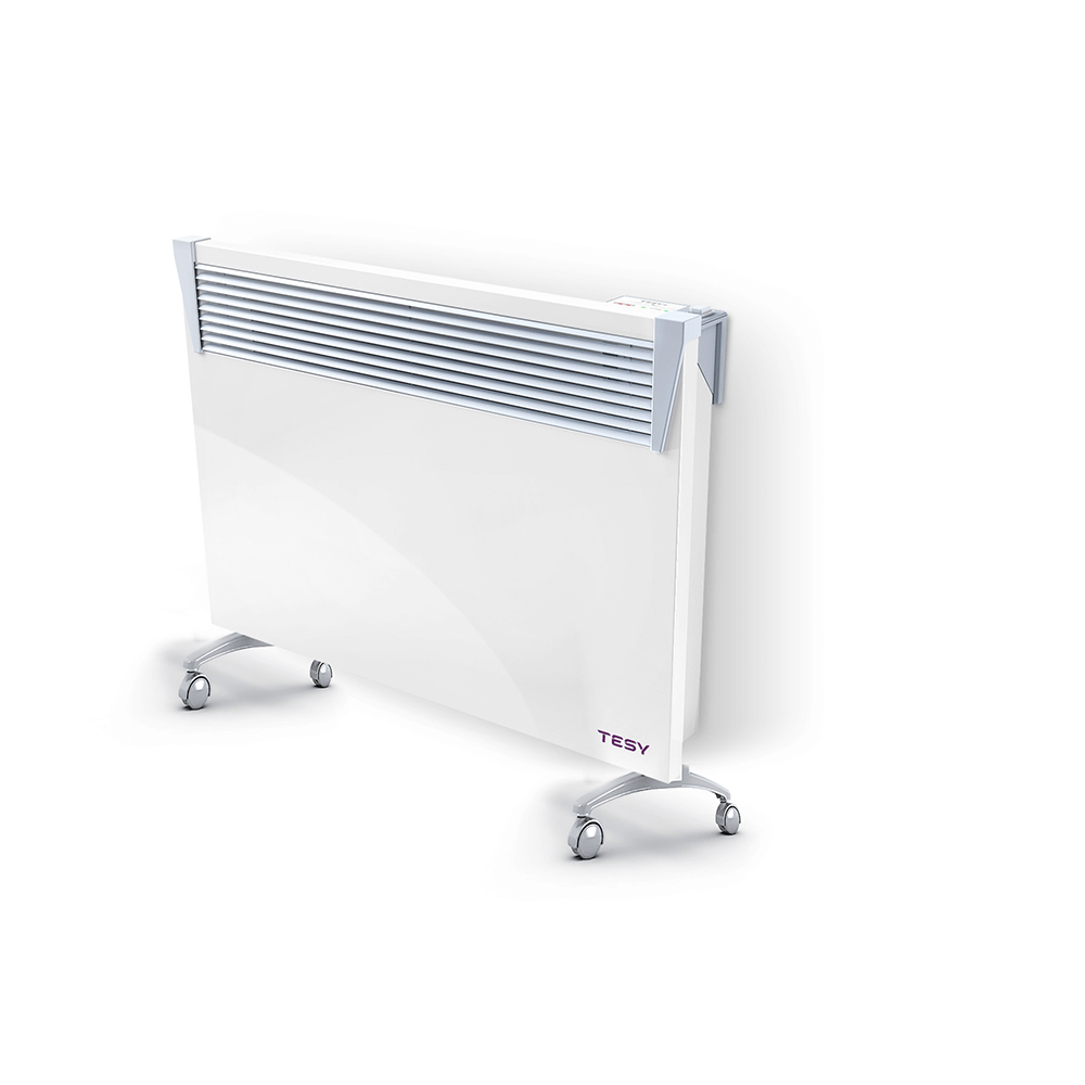 Convector electric Tesy CN03 100 EIS W, 1000 W, 56 x 9 x 45 cm, display led, control electronic
