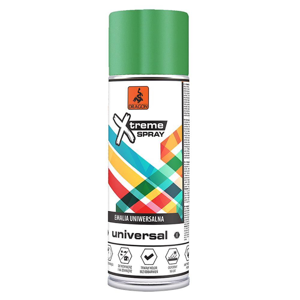 Vopsea spray universala X-Treme, verde RAL 6001, 400 ml imagine 2021 mathaus