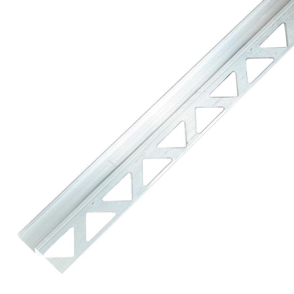 Profil incorporabil pentru treapta, S58, 13 mm, natur, 3 m imagine 2021 mathaus