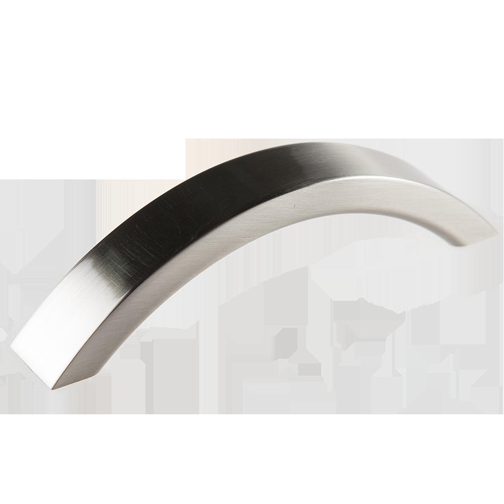 Maner din aluminiu AA667 96 mm, nichel periat mathaus 2021