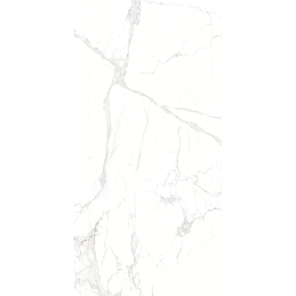 Gresie rectificata interior-exterior Kai Ceramics Mykonos White alb mat, PEI 4, pasta alba, dreptunghiulara, 60 x 120 cm mathaus 2021