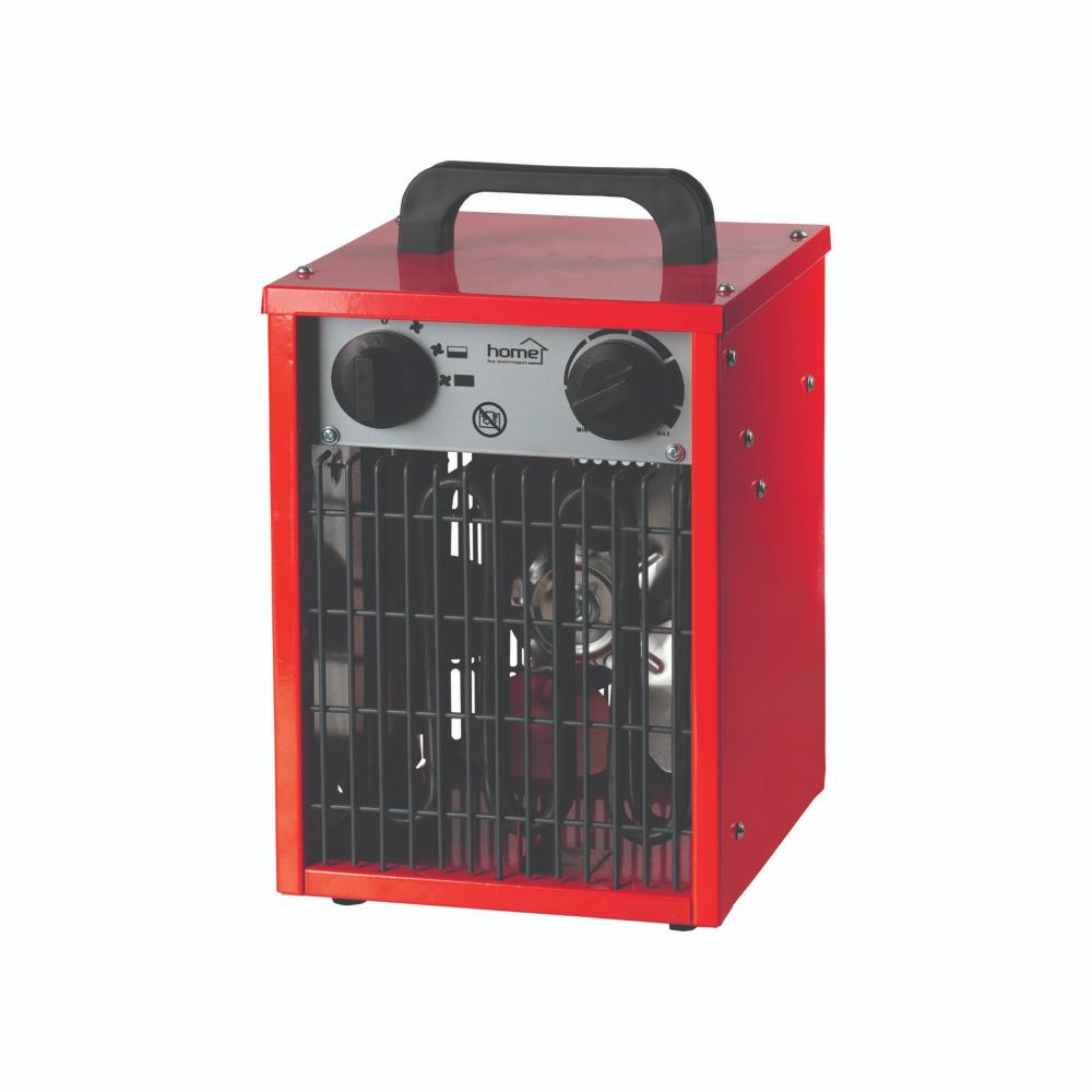 Aeroterma cu ventilator FK 31 Home by Somogyi, 2000W , 2 trepte, termostat mecanic, oprire automata, IPX4, 19,5 x 31 x 22,5 cm imagine 2021 mathaus