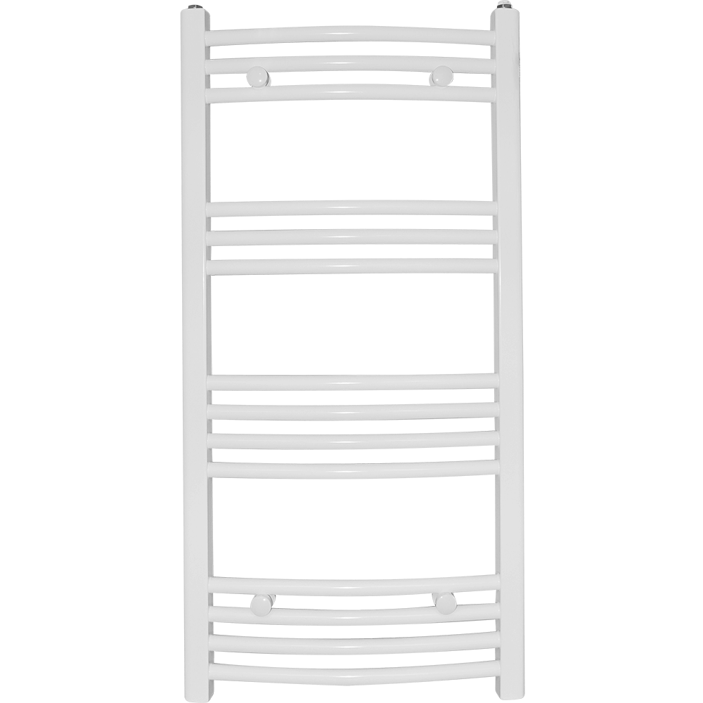 Calorifer baie Aquadesign, portprosop, alb, curbat, 500 x 1000 mm mathaus 2021
