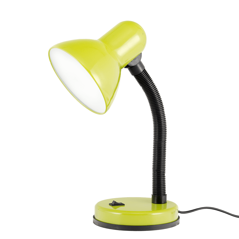 Lampa birou Klausen Harry KL2075, 1 x E27, verde imagine 2021 mathaus
