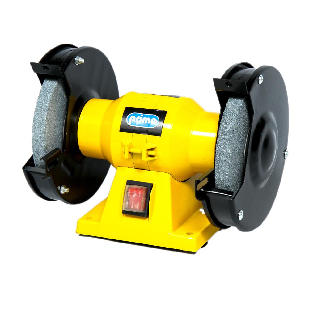 Polizor de banc Primo, 150 mm, 150 W, 2950 rpm imagine MatHaus.ro