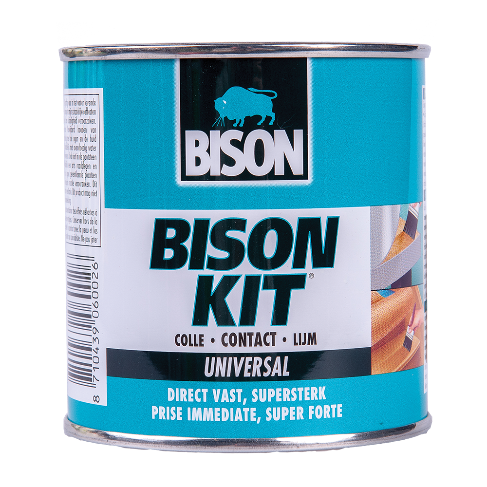 Bison kit adeziv contact 250 ml mathaus 2021