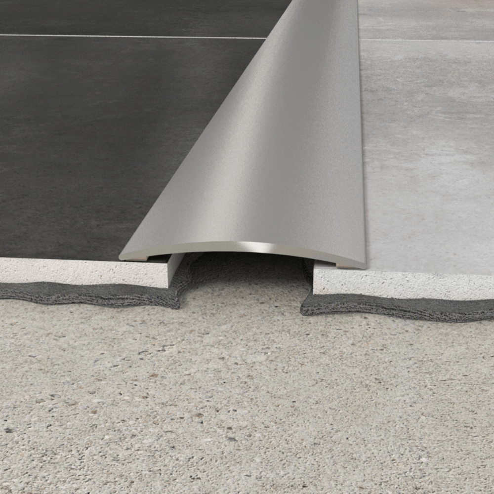 Profil de dilatatie din aluminiu PR3K Arbiton argintiu, 1,86 m imagine 2021 mathaus