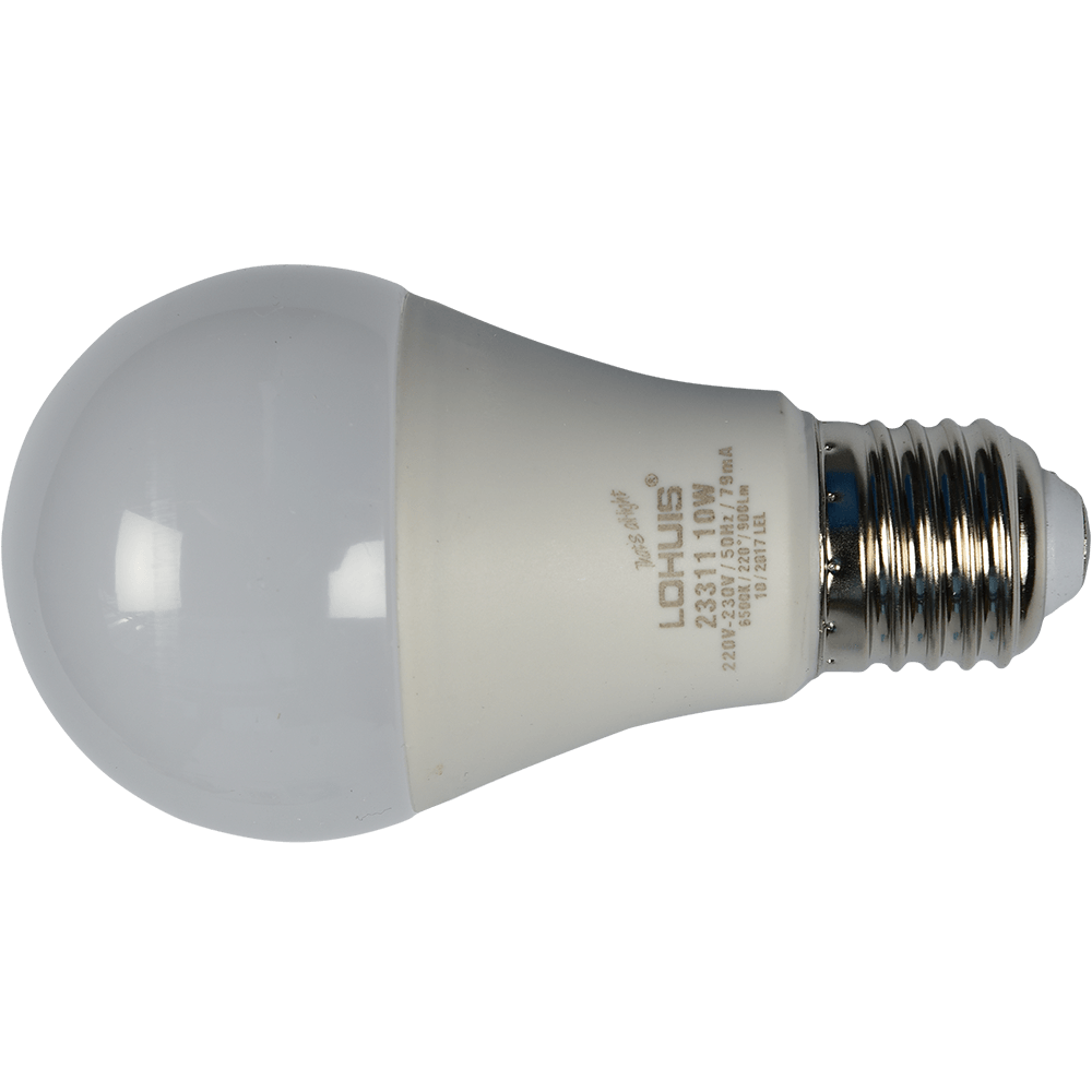Bec Normal A60 Led 10W E27 Lohuis Lumina Rece mathaus 2021
