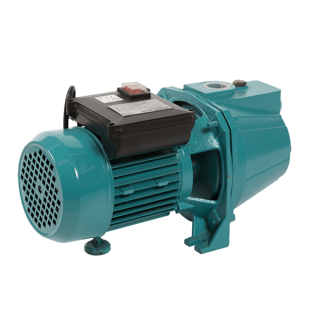 Pompa de apa curata Wasserkonig WKE8-44, motor electric asincron 2 poli, 900 W, 50 l/min debit imagine MatHaus.ro