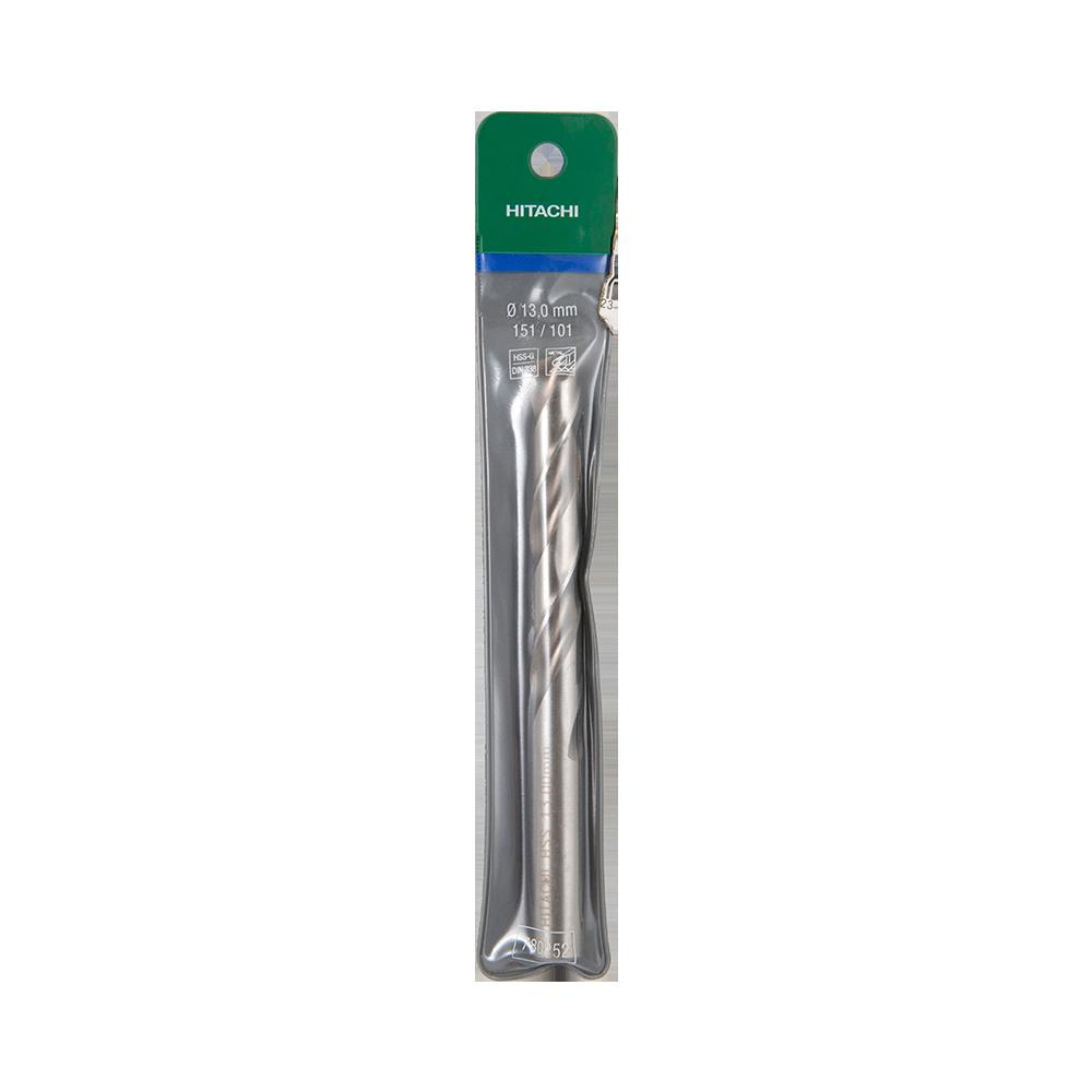 Burghiu Hikoki HSS-G, mandrina standard, pentru metal, 13 mm
