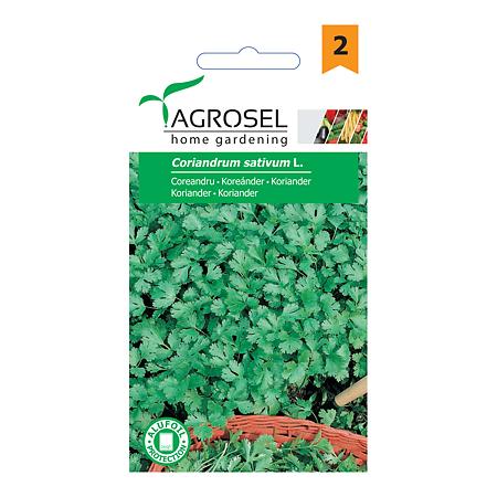 Seminte de coriandru, Agrosel