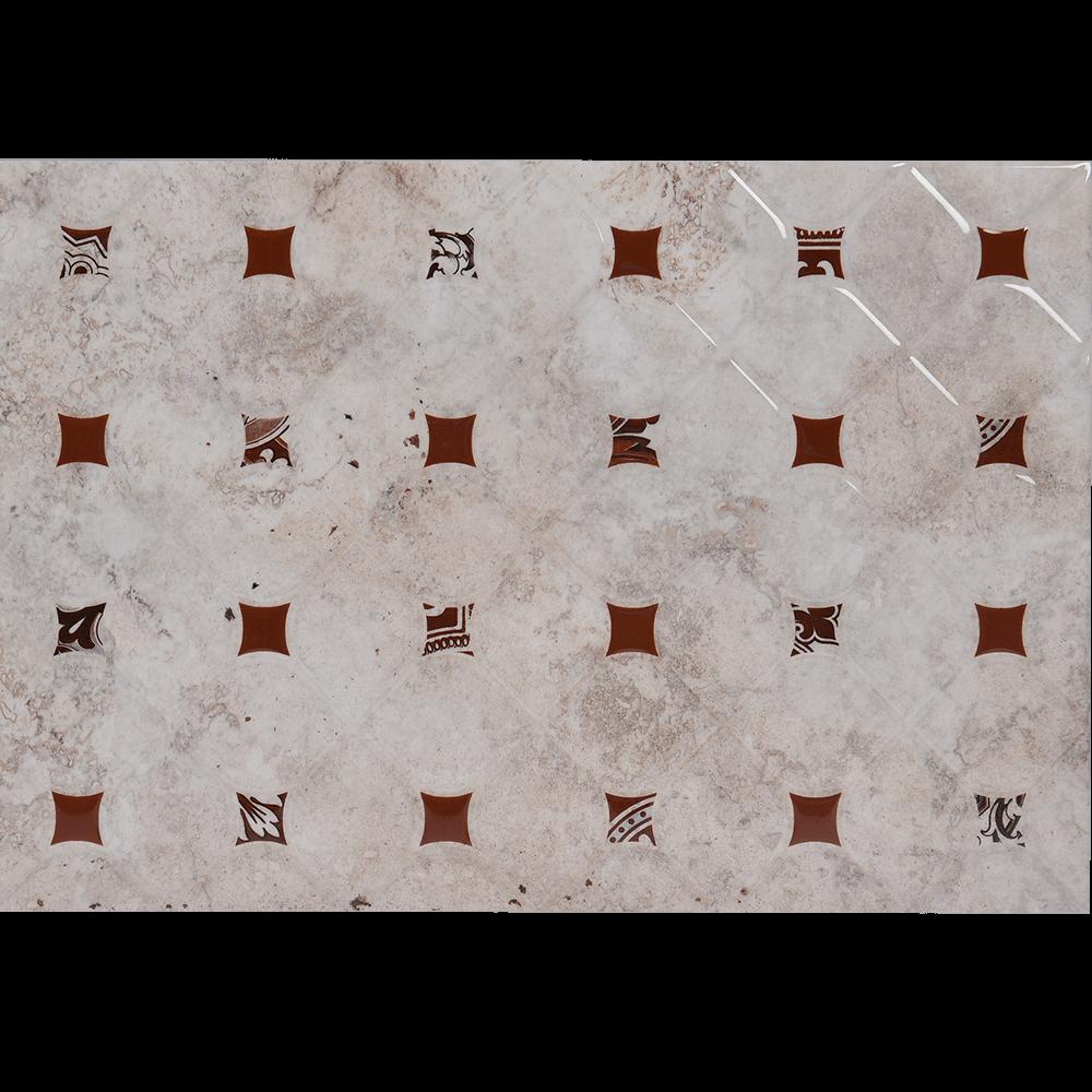 Faianta Maiorca 3 TIP1, bej, aspect de marmura, lucioasa, 40 x 27,5 cm imagine MatHaus.ro