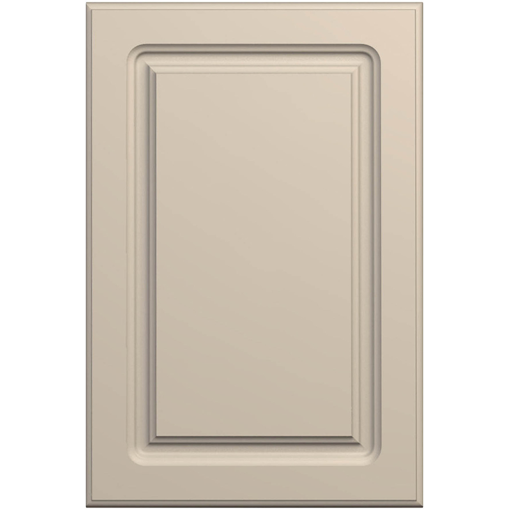 Front MDF infoliat, portelan mat, Nett Front P1, 387 x 797 x 18 mm