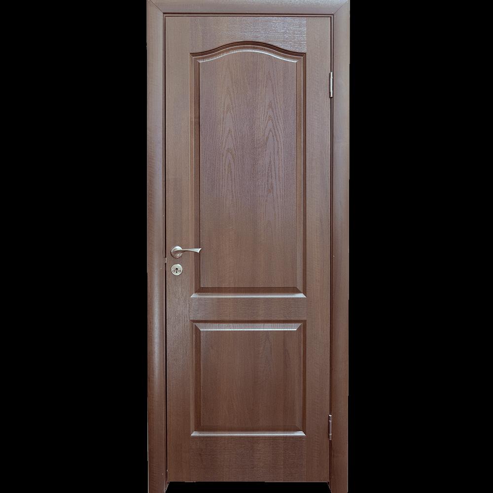 Usa de interior reversibila Fortis Clasic Premium, nuc, 200 x 70 x 3,4 cm imagine MatHaus.ro