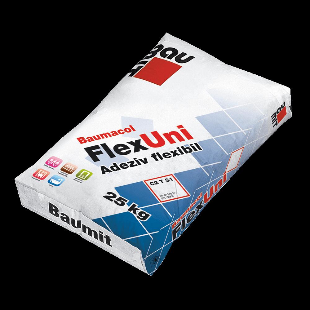 Adeziv flexibil Baumit Baumacol FlexUni, 25 kg mathaus 2021