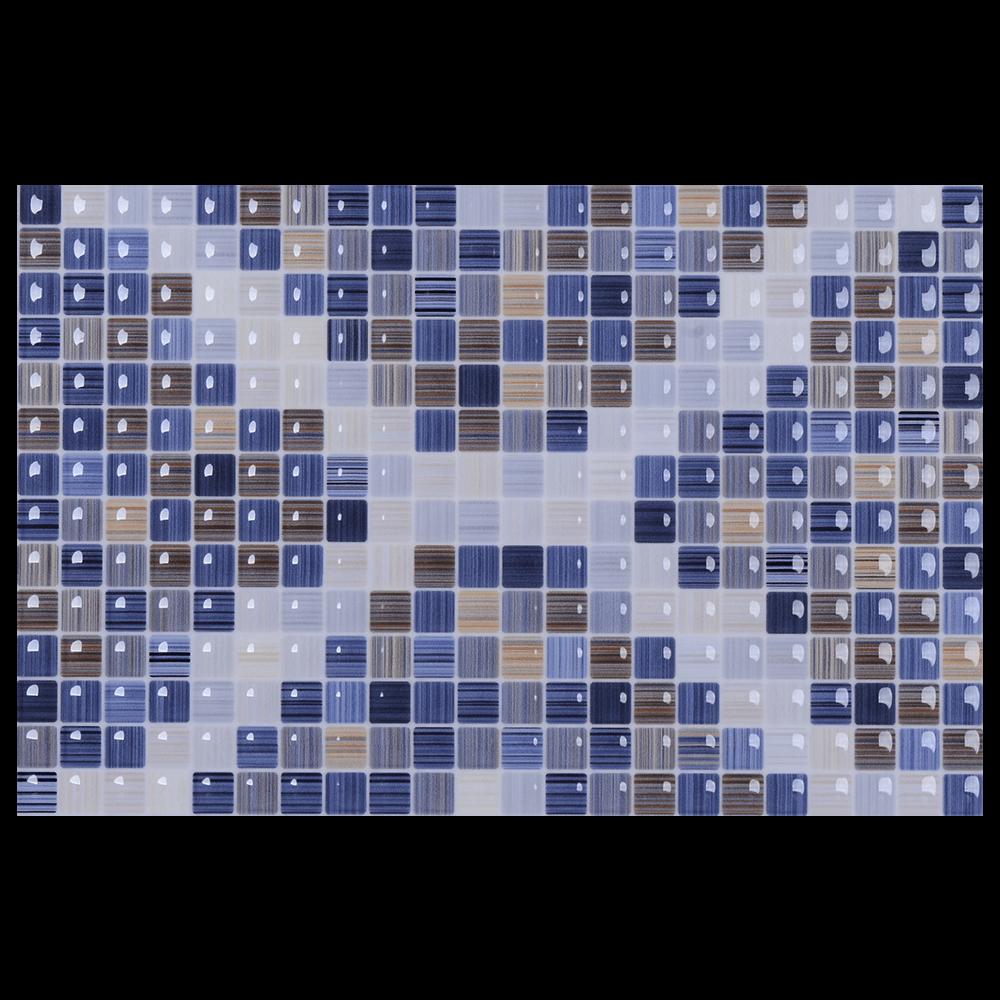 Faianta Glamour 2X, albastru, aspect de piatra, lucioasa, 27.5 x 40 cm mathaus 2021