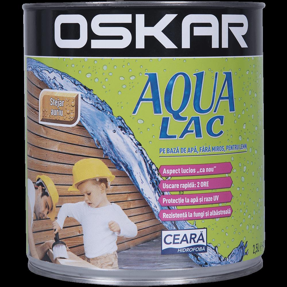 Lac Oskar Aqua stejar auriu 2,5 L