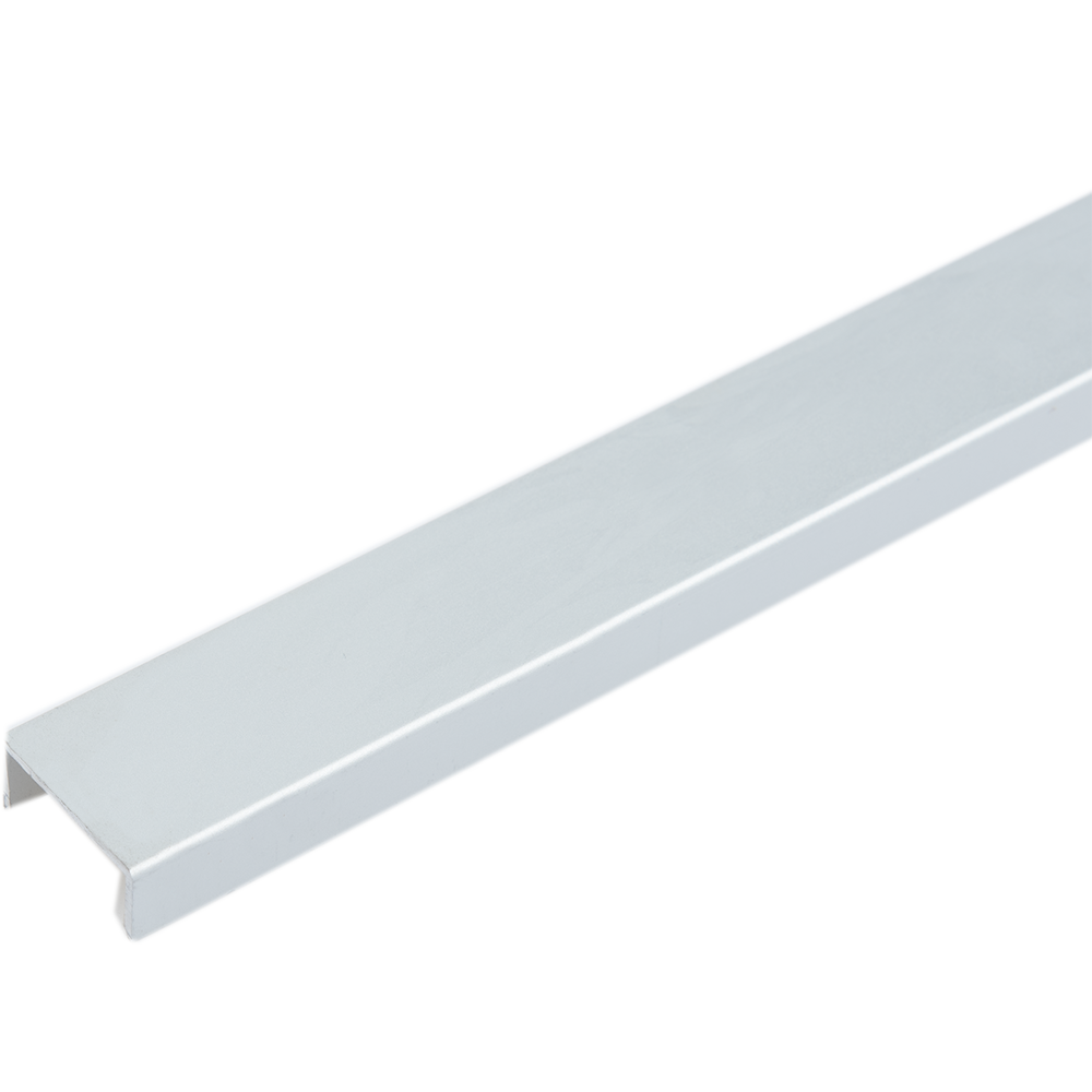 Profil rama sus-jos Omega/Multiomega/House/Sloping, lungime 3 m, material aluminiu imagine 2021 mathaus