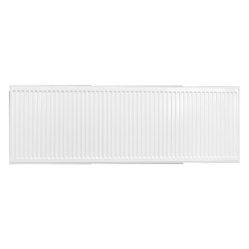 Calorifer otel Purmo C22, 600 x 2000 mm, alb, accesorii incluse imagine MatHaus.ro