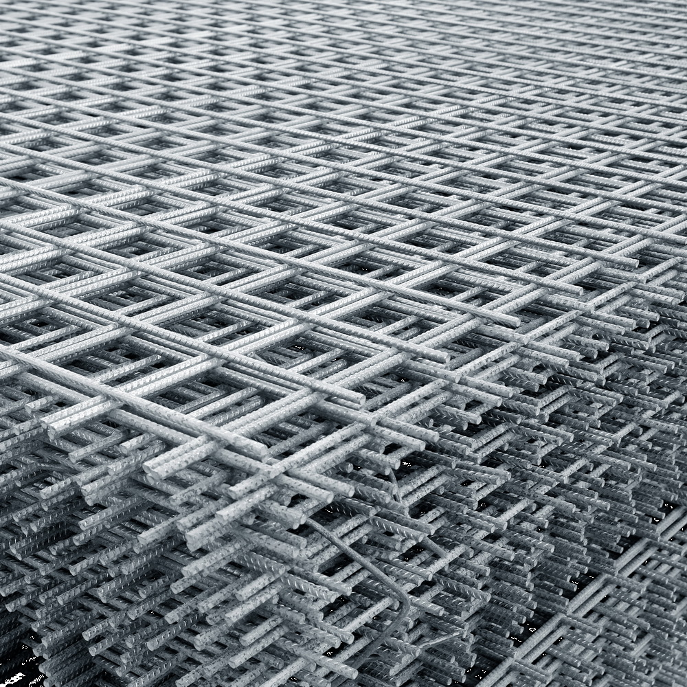 Panou sudat otel fir 3,7 mm, dimensiuni ochi 100x100mm, 2000x5000 mm imagine 2021 mathaus