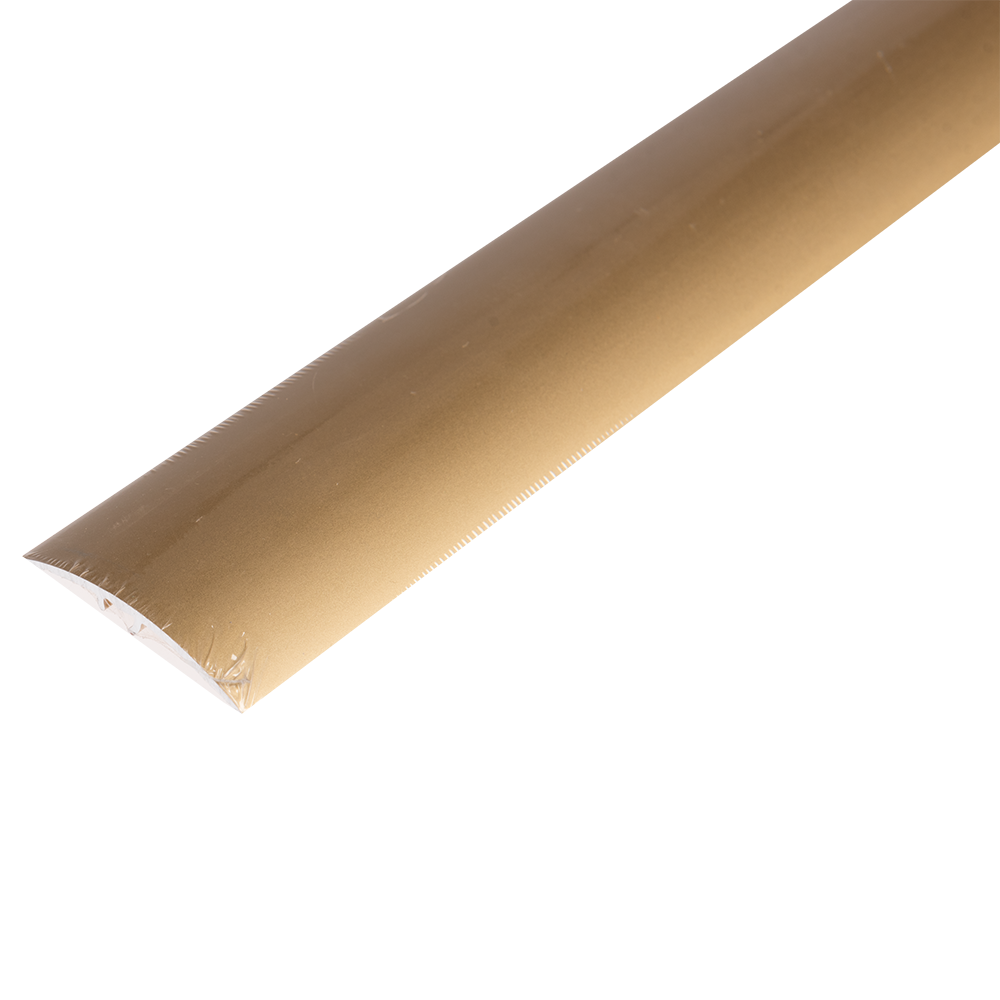 Profil de trecere cu surub mascat, diferenta de nivel SM2, Arbiton, auriu, 0,93 m imagine MatHaus