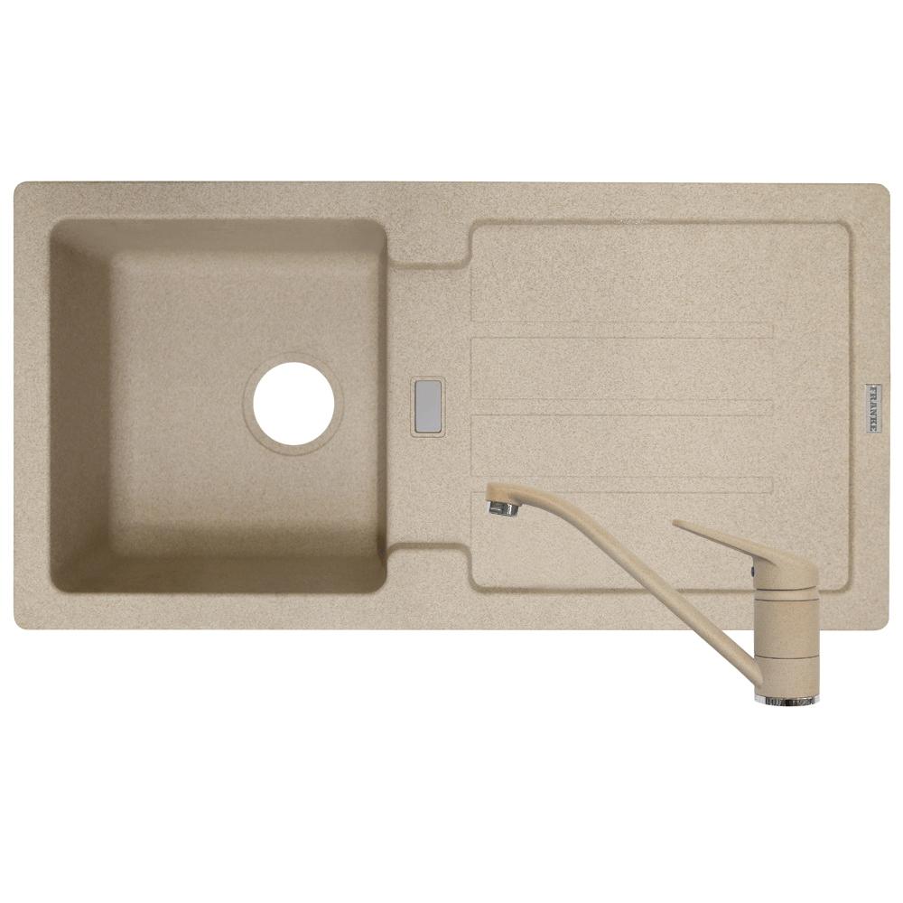 Pachet chiuveta Fragran, cuva stanga 614 - 86 + baterie Avena, 860 x 435 mm imagine 2021 mathaus