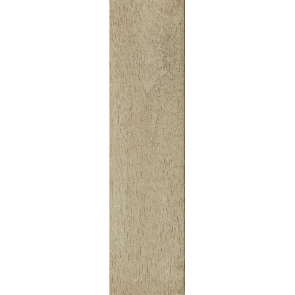 Gresie tip parchet interior portelanata, bej Acacia Kai Ceramics, 155 x 605 mm