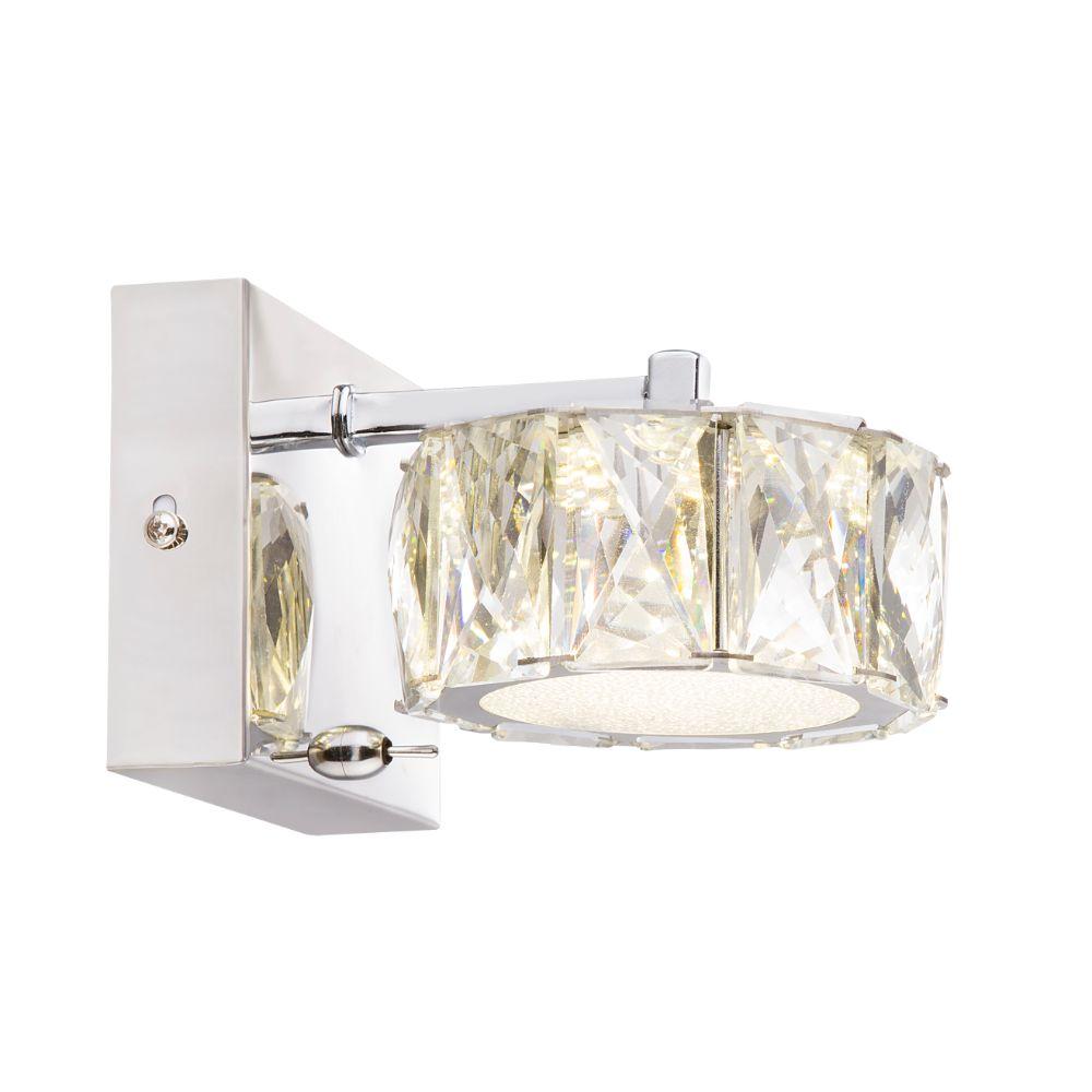 Aplica Amur 49350-1W, 1 x LED, 8W, 100 x 120 mm