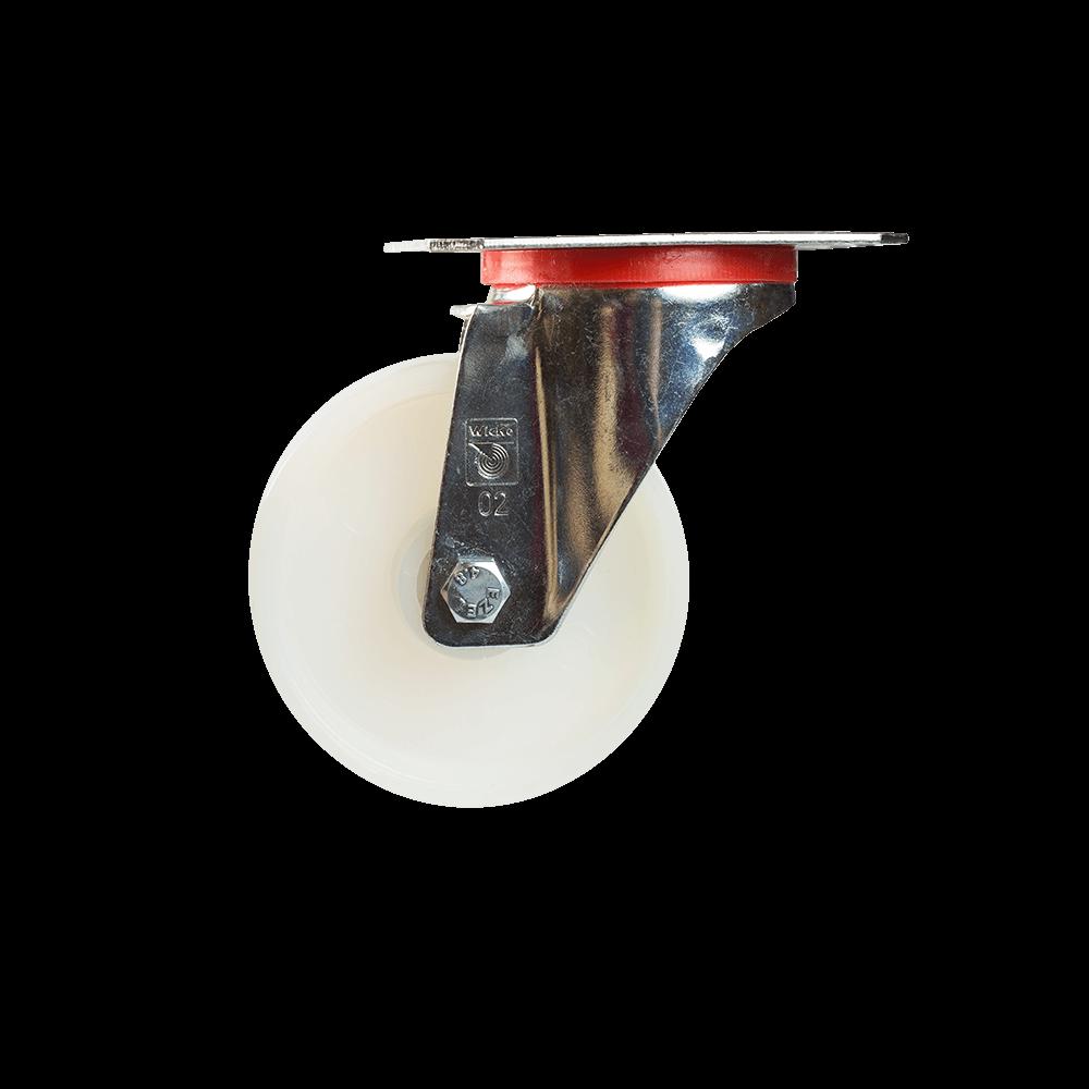 Rola pivotanta din poliamida, 100 x 38 mm, 180 kg mathaus 2021