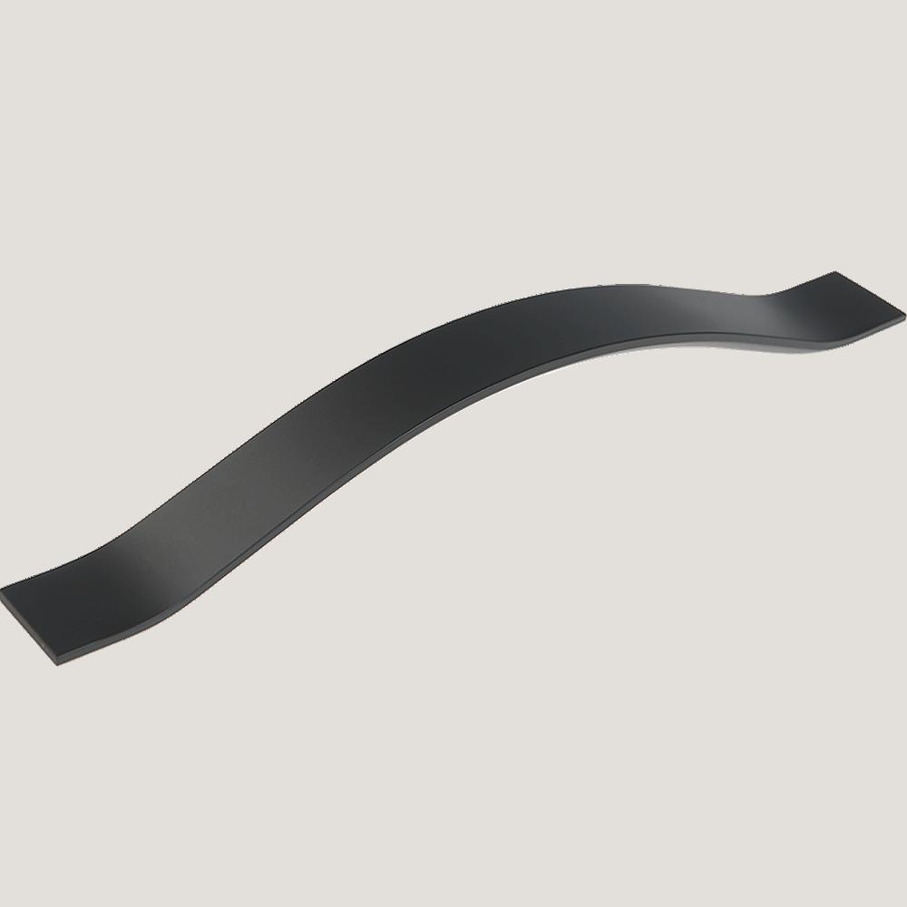 Maner AA319, aluminiu, negru anodizat, 192 mm mathaus 2021