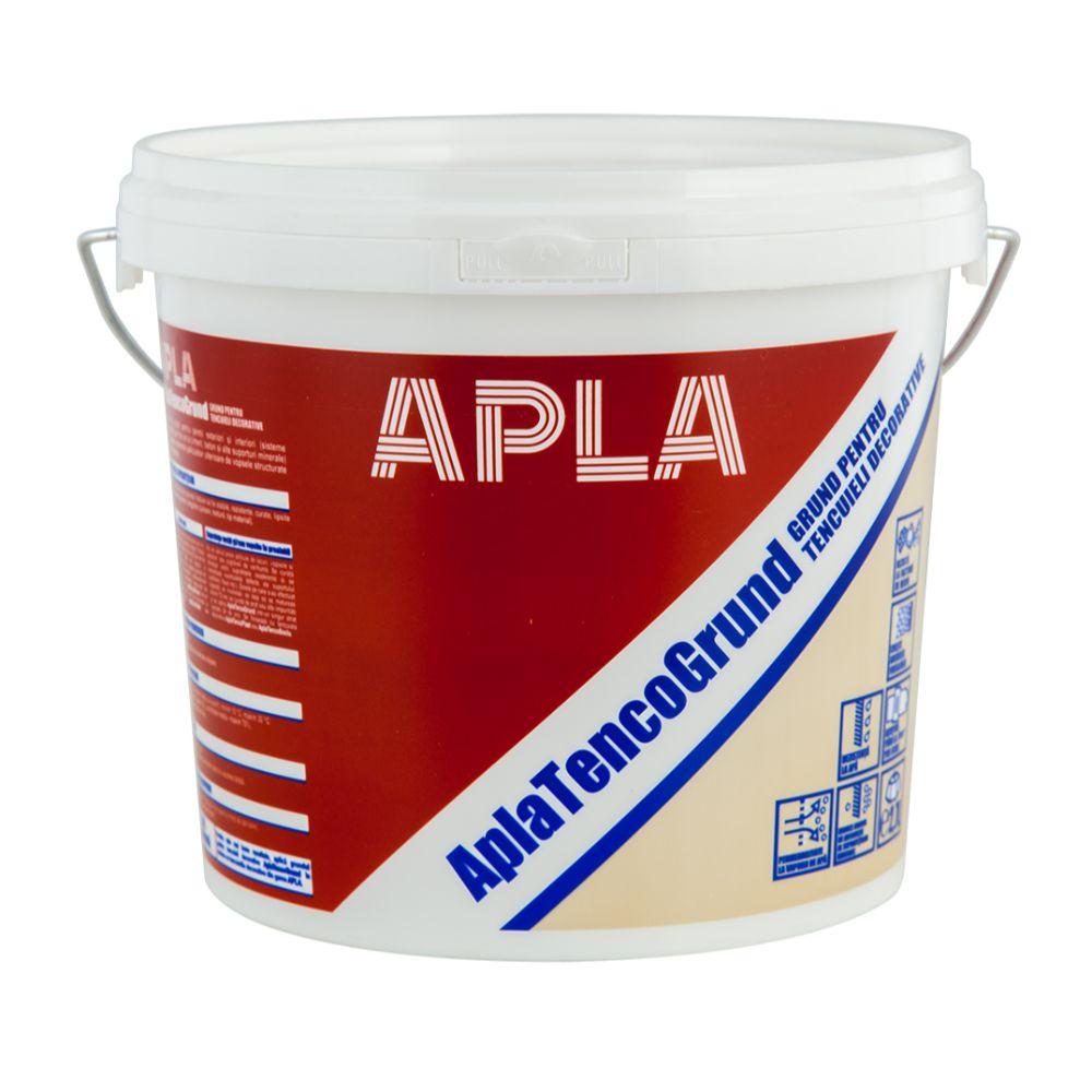 Grund pentru tencuiala, Apla Tencoprimer, interior/exterior, Peach Puff, 2.7L