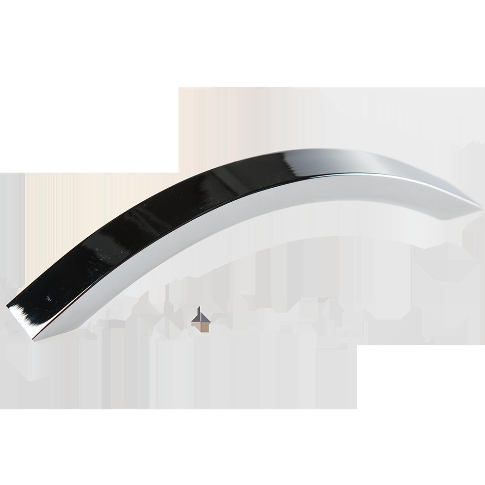 Maner din aluminiu AA667 128 mm, crom