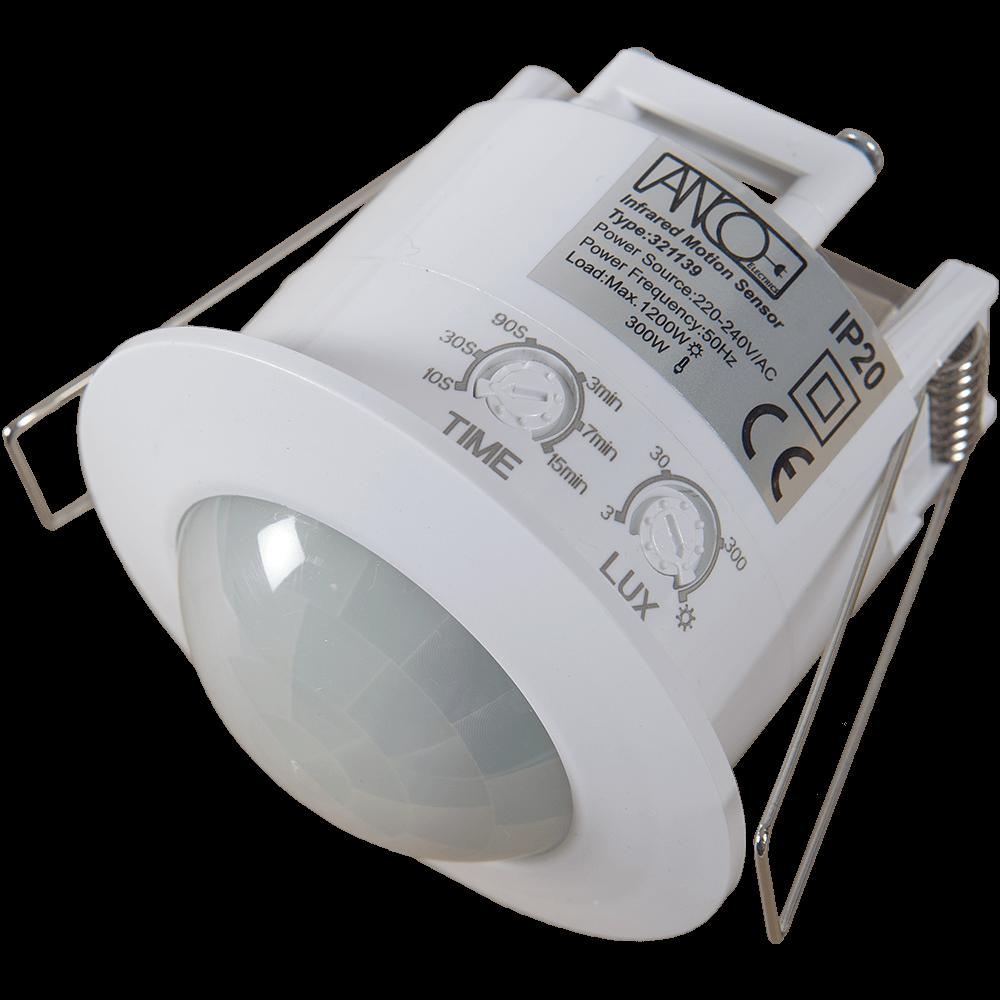 Senzor de miscare, ST 360, 1200 W, 6 m alb mathaus 2021