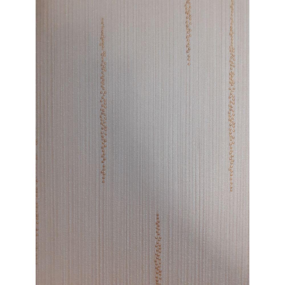 Tapet vinil Seela Modern Touch 6533-2, bej, model puncte aurii, 10.05 x 0,53 m