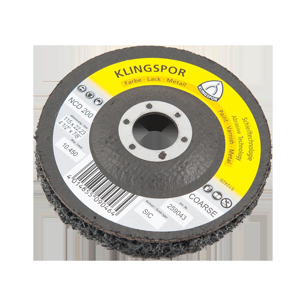 Disc Curatare Klingspor 259043 115 X 22,23 mm mathaus 2021