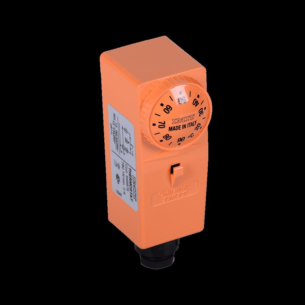 Termostat de contact, 230 V imagine MatHaus.ro
