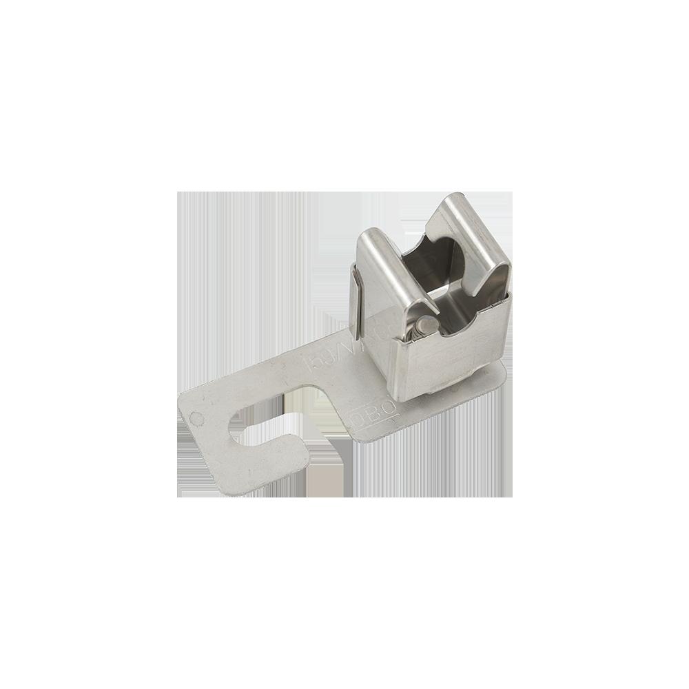 Suport conductor V2A/V2A 61 mm pentru acoperisuri din tigla, ardezie si tabla ondulata mathaus 2021