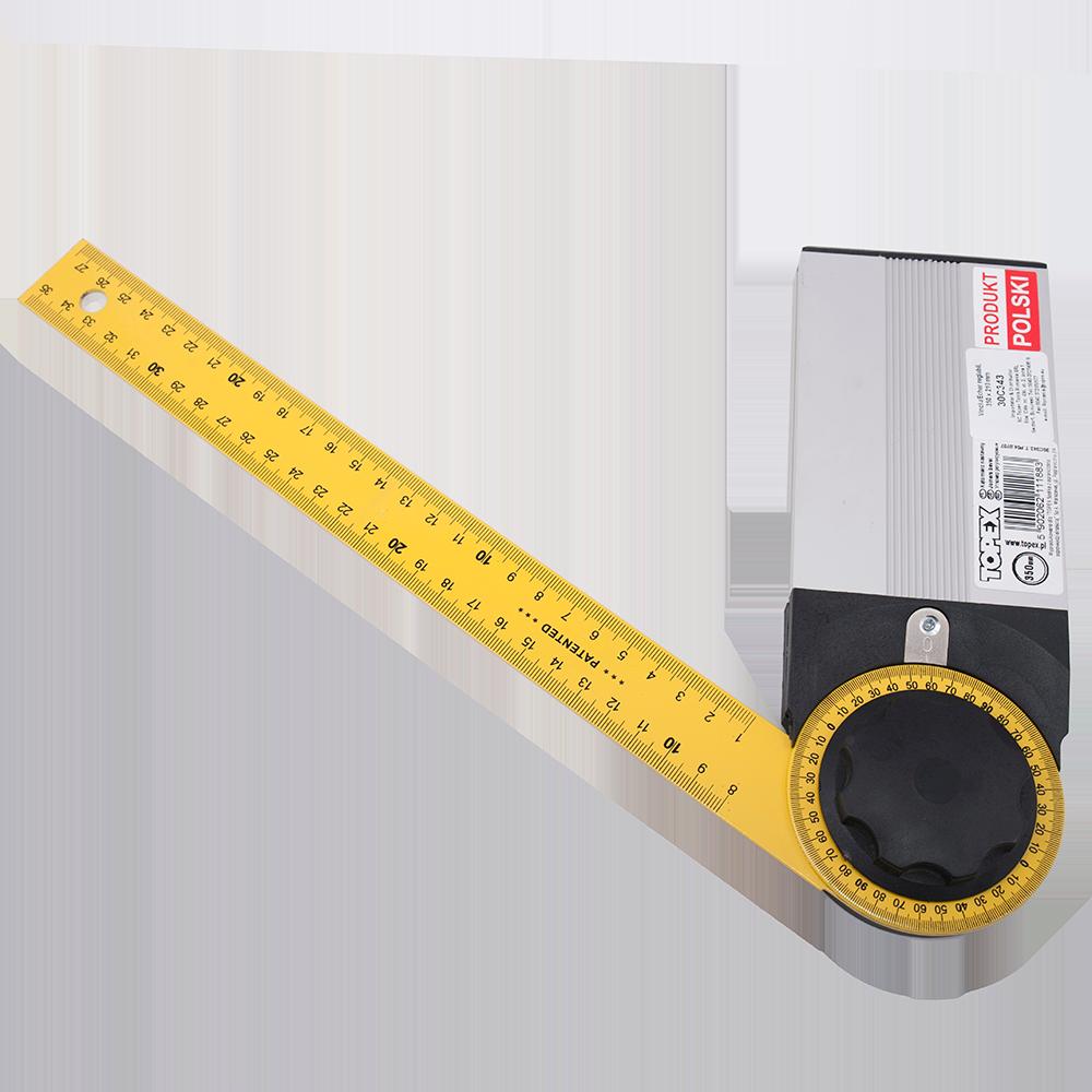 Vinclu/Echer reglabil Topex, 350 x 210 mm mathaus 2021