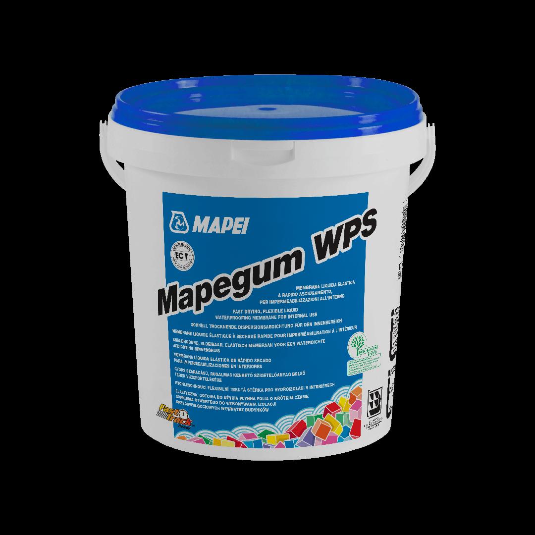Membrana hidroizolatoare lichida Mapei Mapegum WPS, 25 kg