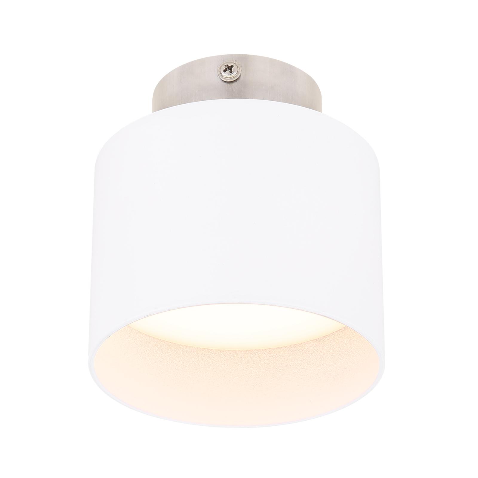 Plafoniera Jenny, 1 x LED, 8 W, 230V, aluminiu alb mathaus 2021