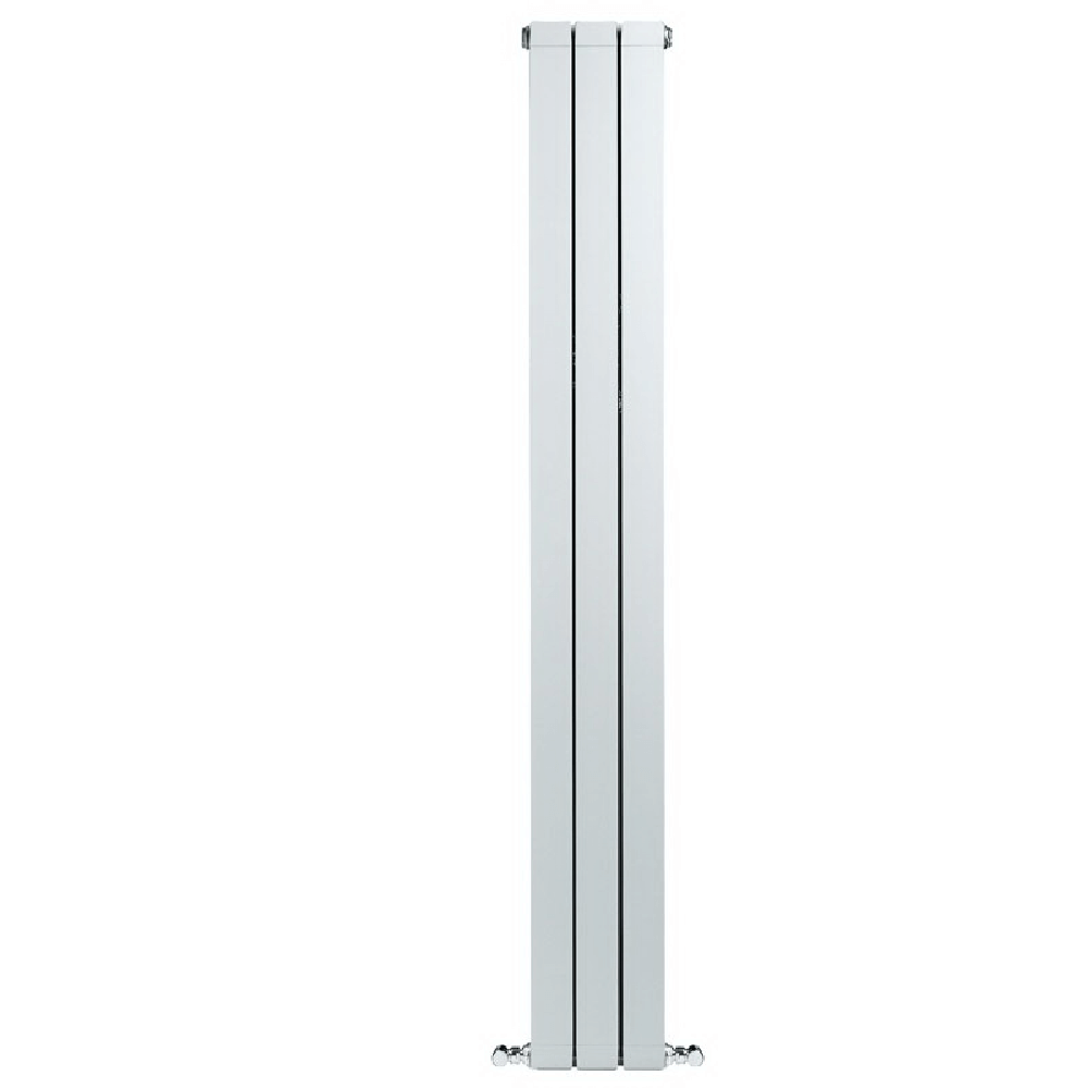 Calorifer aluminiu Faral Condor 2000, 80 x 2000 mm, 3 elementi, 879 W, alb mathaus 2021
