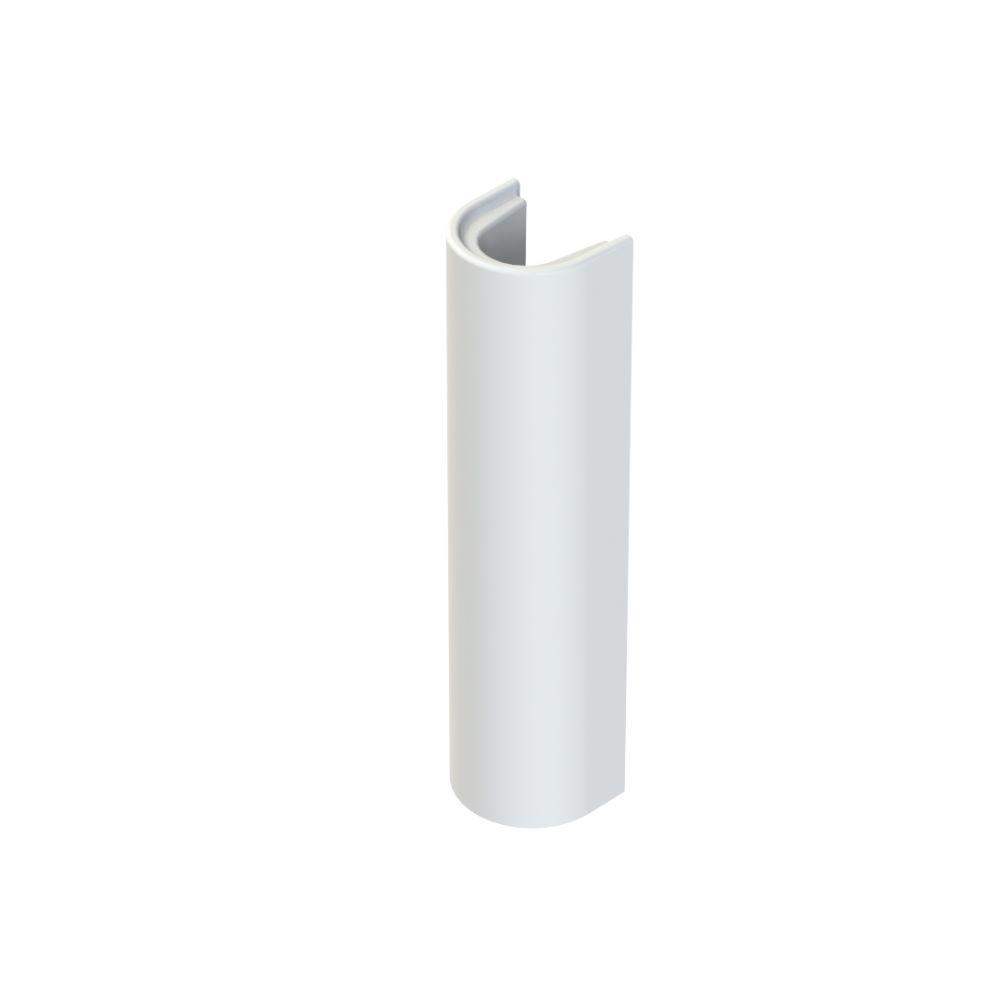 Piedestal Menuet Bella, portelan, alb, 685 mm imagine 2021 mathaus